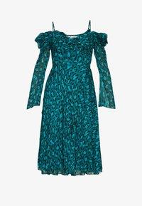 Diane von Furstenberg - LILITH - Vapaa-ajan mekko - green - 4