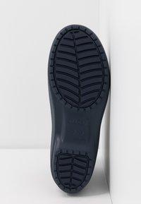 Crocs - FREESAIL CHELSEA - Wellies - navy - 6