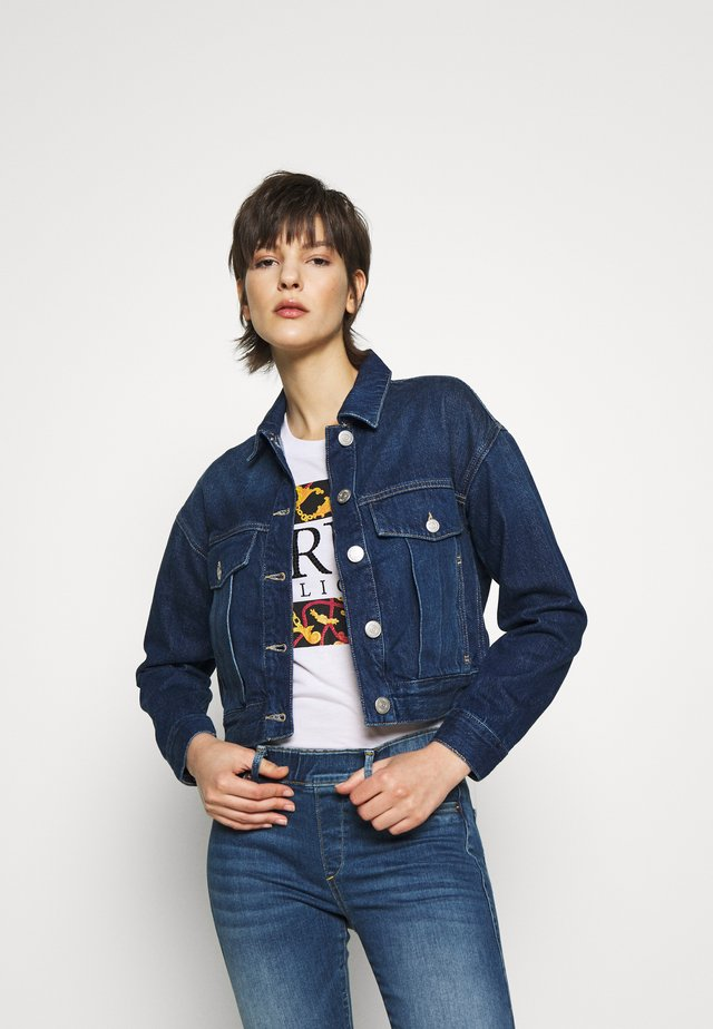 JACKET MARISOL PINE  - Giacca di jeans - blue