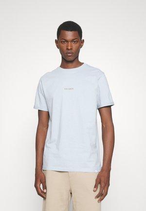 LENS - T-shirt basic - dust blue