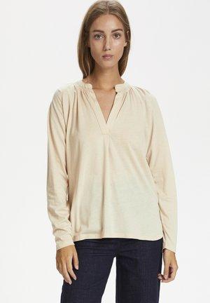 CAIMIIW  - Long sleeved top - powder beige