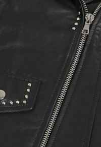 Ibana - BARBARA - Leather jacket - black - 2