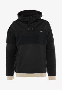 Nike Performance - ICON - Jersey con capucha - black/metallic gold - 4
