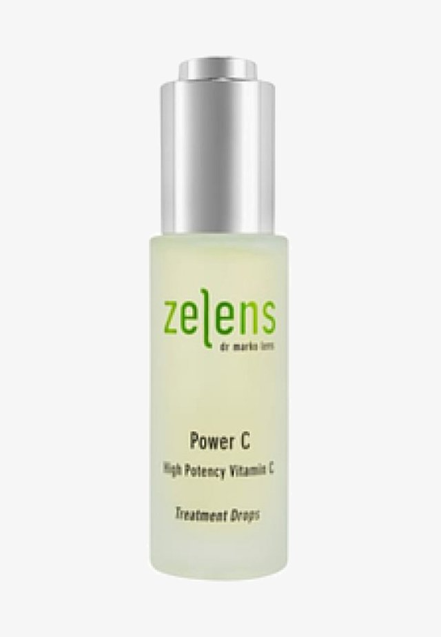 ZELENS POWER C TREATMENT DROPS - Serum - -