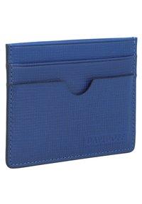 DAVIDOFF - Business card holder - blue - 1