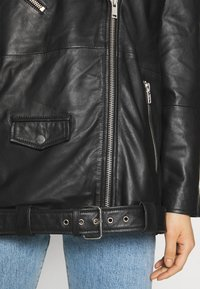 Deadwood - AGATHA BIKER - Short coat - black - 5