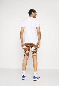 adidas Performance - Leggings - brown - 2