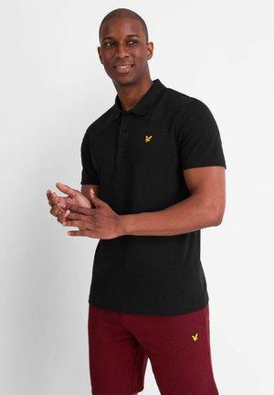Poloshirt - true black