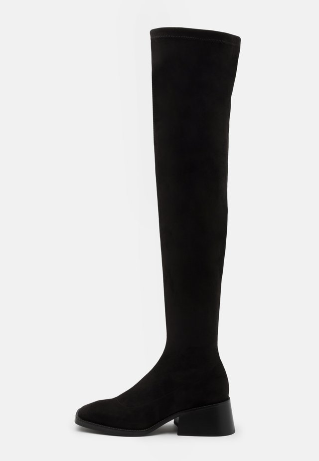 PATRIK  - Over-the-knee boots - black