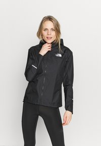 The North Face - FIRST DAWN PACKABLE JACKET - Veste Hardshell - black - 0
