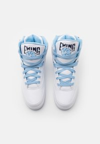Ewing - 33 - Baskets montantes - white/blue bell/peacoat - 3