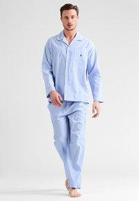 Polo Ralph Lauren - Pyjama set - light blue - 1