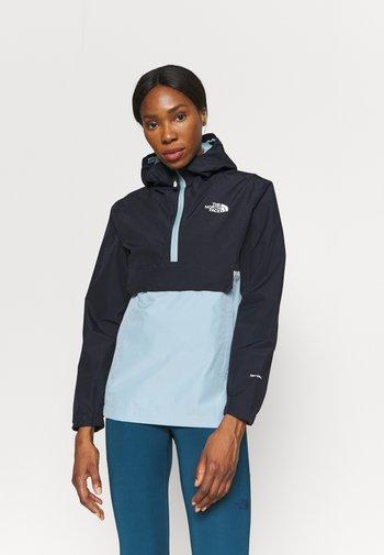 WATERPROOF FANORAK - Outdoor jacket - dark blue