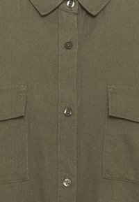 Soyaconcept - INA - Shirt dress - dark army - 2