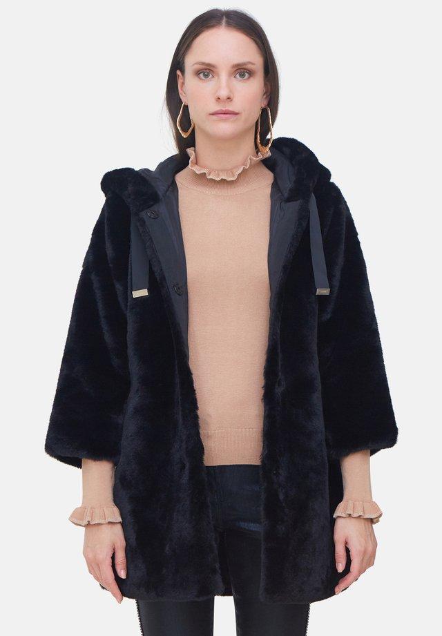 Abrigo de invierno - nero