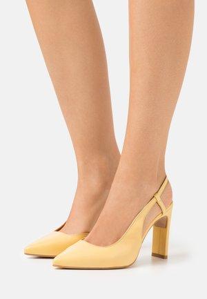 Classic heels - sol/trans