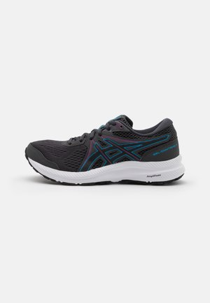 GEL-CONTEND 7 - Neutral running shoes - graphite grey/digital aqua