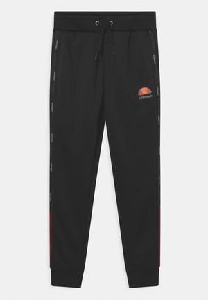 LEOS UNISEX - Pantaloni sportivi - black