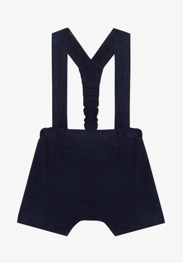 Dungarees - navy blue