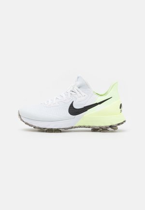 AIR ZOOM INFINITY TOUR - Chaussures de golf - white/black/barely volt/volt