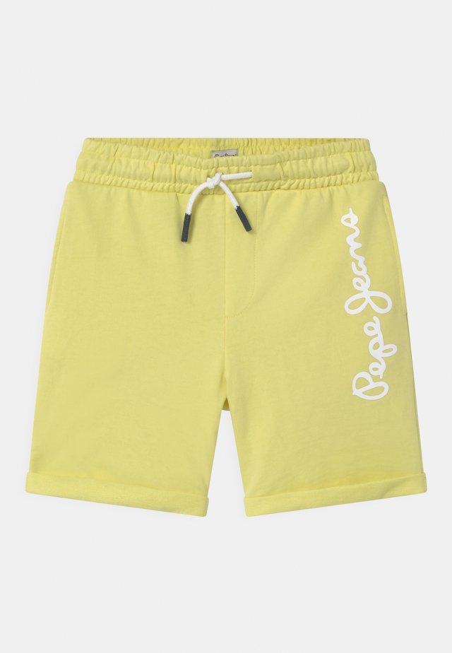 FRANK - Shorts - acid yellow