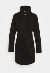 BYCIRLA COAT - Klasický kabát - black