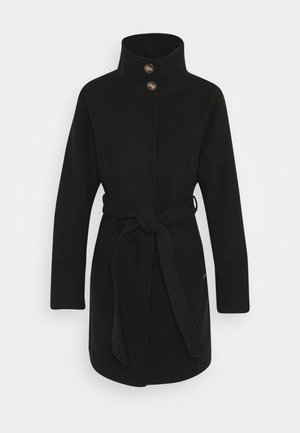 BYCIRLA COAT - Zimní kabát - black