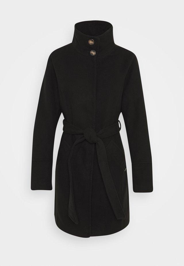 BYCIRLA COAT - Classic coat - black