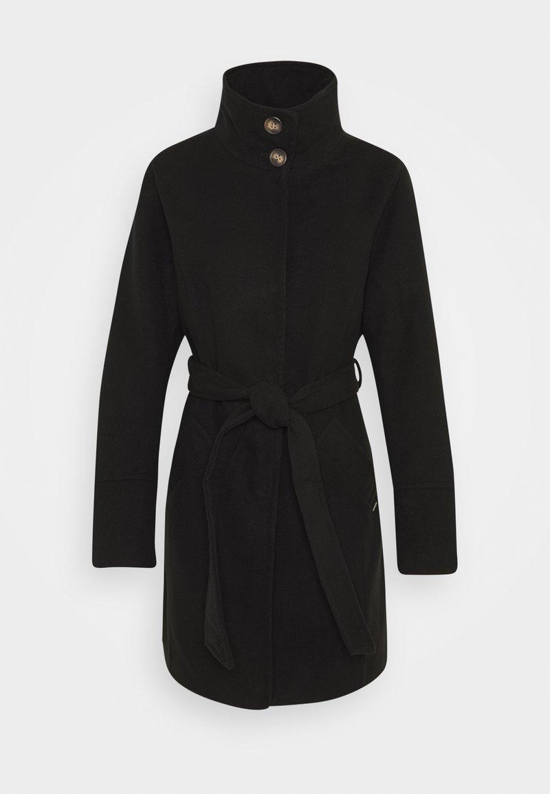 b.young - BYCIRLA COAT - Klasický kabát - black