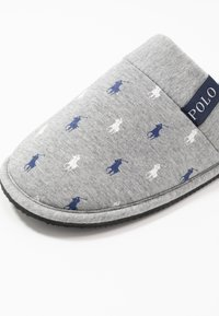 Polo Ralph Lauren - SUMMIT SCUFF - Chaussons - grey - 5