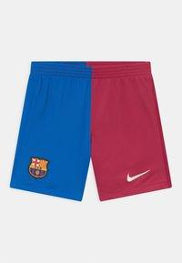 Nike Performance - FC BARCELONA SET UNISEX - Club wear - soar/noble red/pale ivory - 2