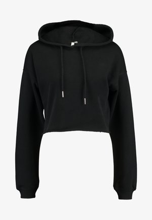 BOX HOODIE - Sweat à capuche - black