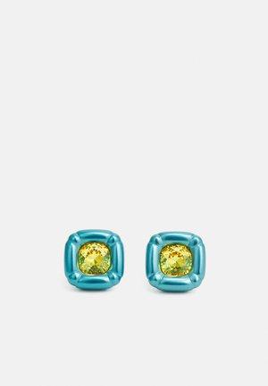 DULCIS - Earrings - yellow, blue