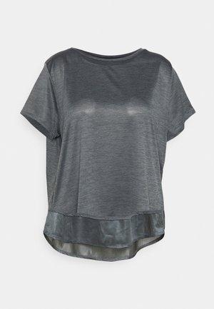 TECH VENT - Basic T-shirt - grey