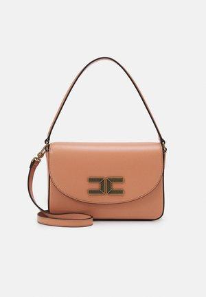 BOX BAG - Handbag - rose gold/nero