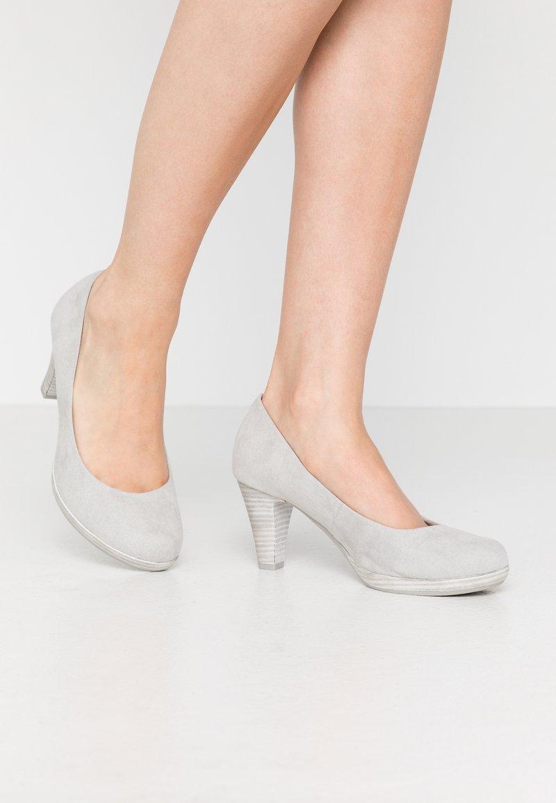 Marco Tozzi - Classic heels - grey