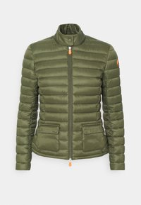 Save the duck - BLAKE - Light jacket - dusty olive - 0