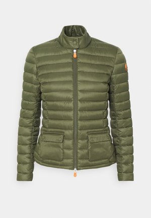 BLAKE - Light jacket - dusty olive
