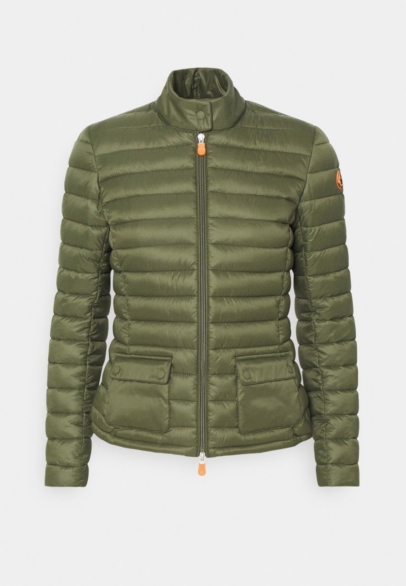 Save the duck - BLAKE - Light jacket - dusty olive
