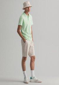 GANT - Polo shirt - pastel green - 1