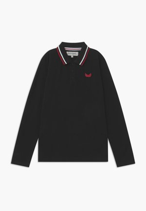 ORAK - Polo shirt - black