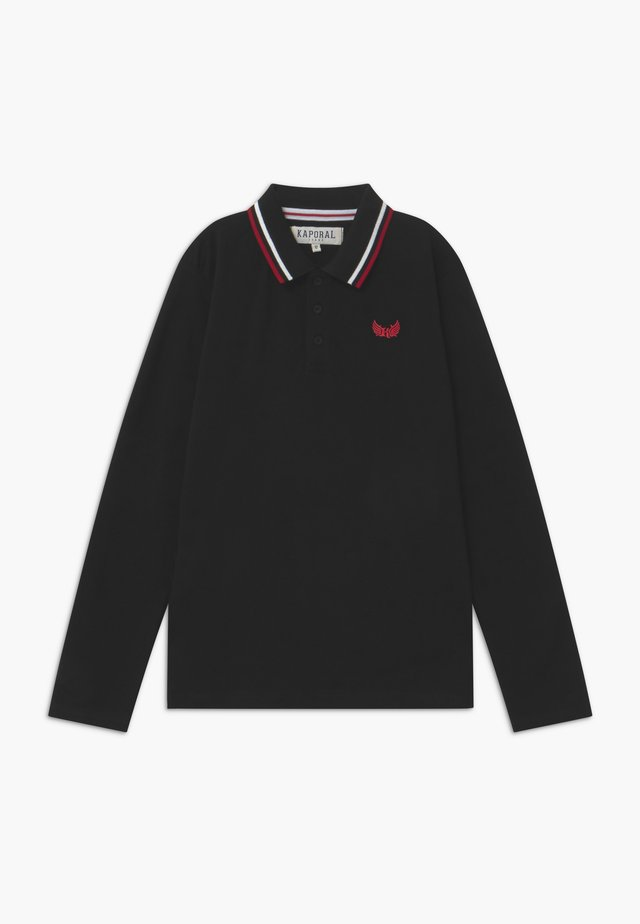 ORAK - Polo - black