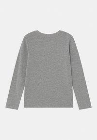 Name it - NMMVUX 2 PACK - Langærmede T-shirts - grey melange - 1