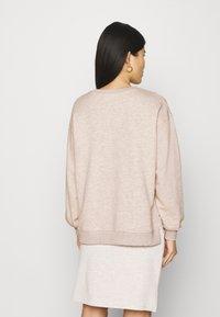 Freequent - FQRELAX - Sweatshirt - silver gray melange - 2
