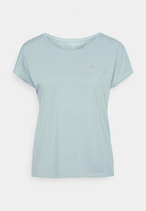 ONPAUBREE TRAINING TEE - Camiseta básica - gray mist