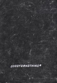 Good For Nothing - ACID WASH - Shortsit - black - 2