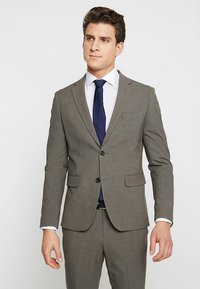 Lindbergh - PLAIN SUIT  - Puku - light brown - 3