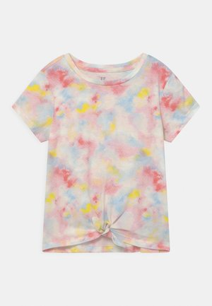 GIRL  - Print T-shirt - new off white