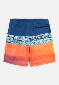 Quiksilver - SURFSILK PANEL - Swimming shorts - true navy - 1