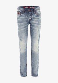 Cipo & Baxx - Slim fit jeans - blau - 2